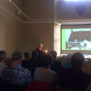 Rita Mackenzie's talk