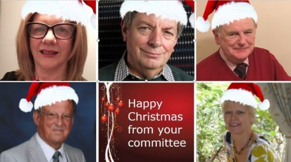 A Virtual Christmas Social
